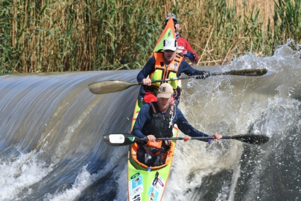 Core Merino Field Tester Geoff Fish River Canoe Marathon 1