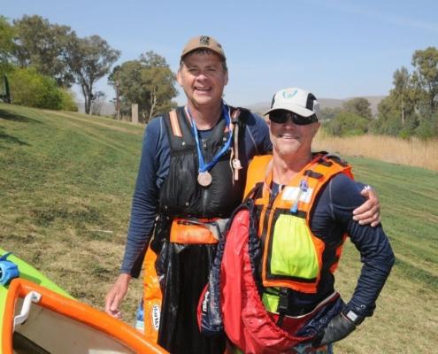 Core Merino Field Tester Geoff Fish River Canoe Marathon 4