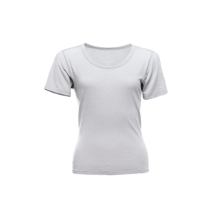 Short Sleepve Scoop Neck T-Shirt - Core Merino Wool