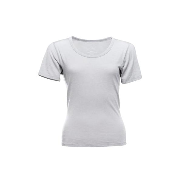 Short Sleepve Scoop Neck T-Shirt - Core Merino Wool