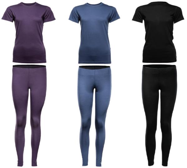 Core Merino Sleepwear Bundle Women