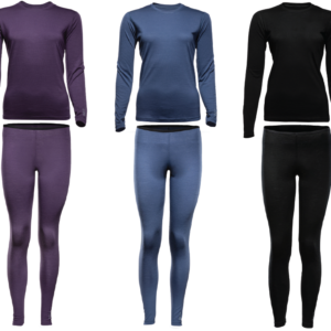 Merino Wool Base Layer Bundle