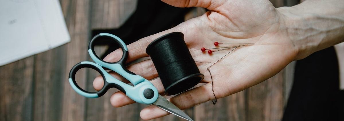 Repair your wool garments